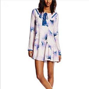 Some Days Lovin The Wild One Dress lavender M